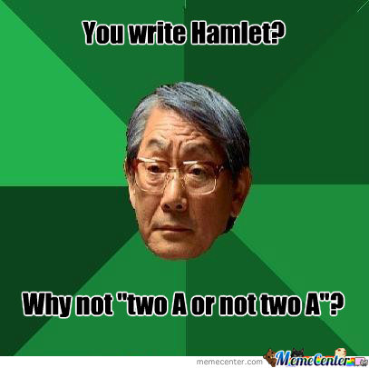 Shakespeare's Asian Father