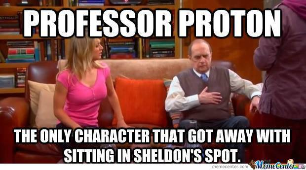 Sheldon's Crazy