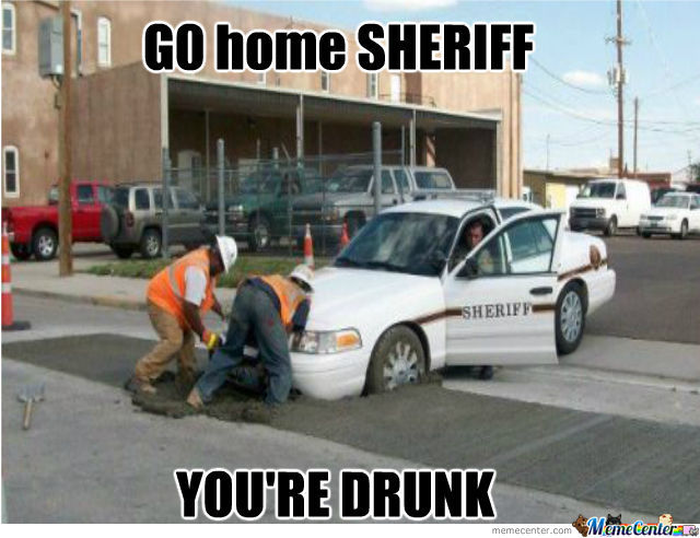 Sheriff!! What U Doin