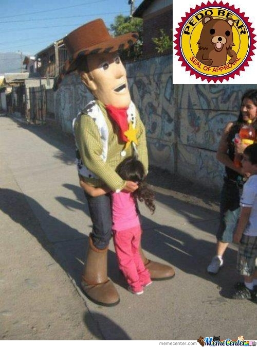 Sheriff Woody... If You Know What I Mean