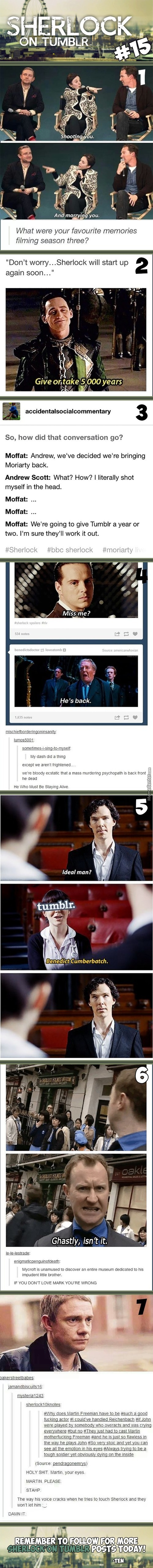 Sherlock On Tumblr #15