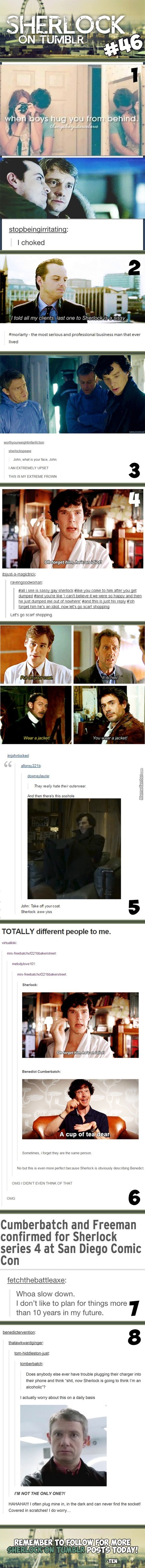 Sherlock On Tumblr #46