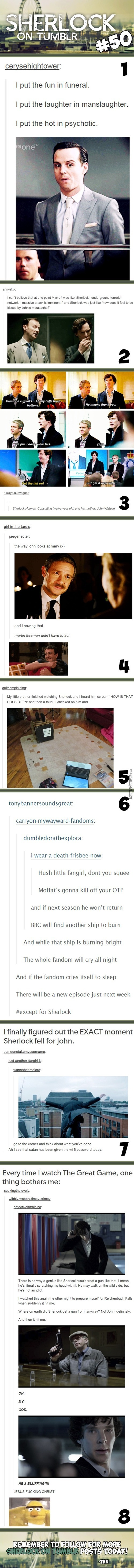 Sherlock On Tumblr #50