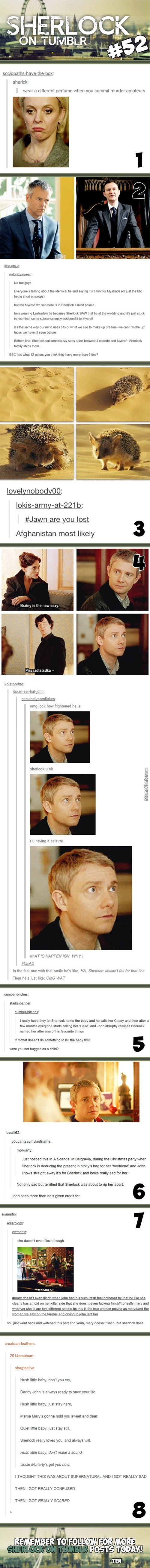 Sherlock On Tumblr #52