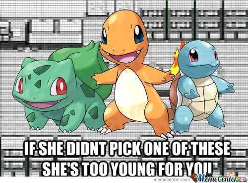 She's Too Young For You Bro!