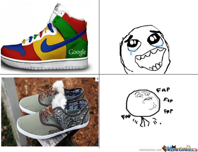 Shoes Google Vs Skyrim