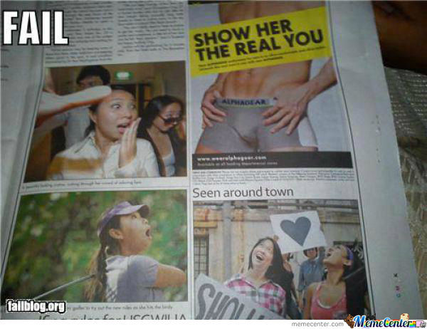 Show Her The Real You ::if You Know What I Mean::