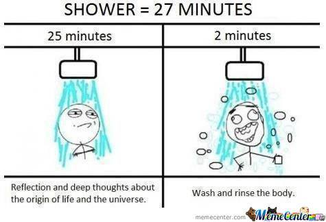 Shower Logic