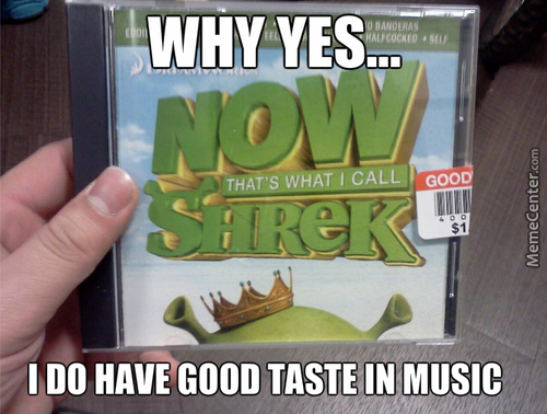 Shrek Is Music