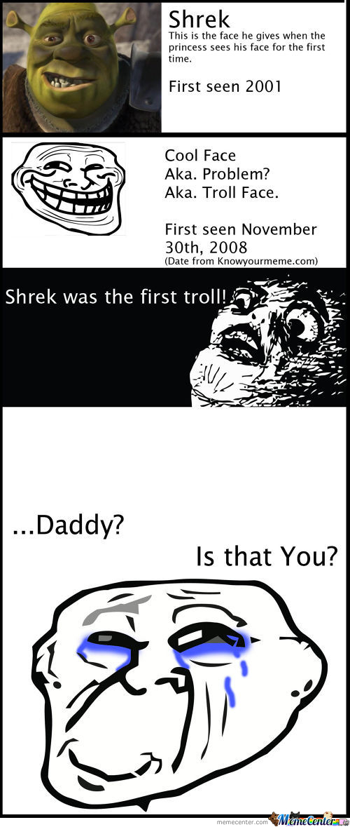 Shrek Was Trolling, Before It Was Cool.