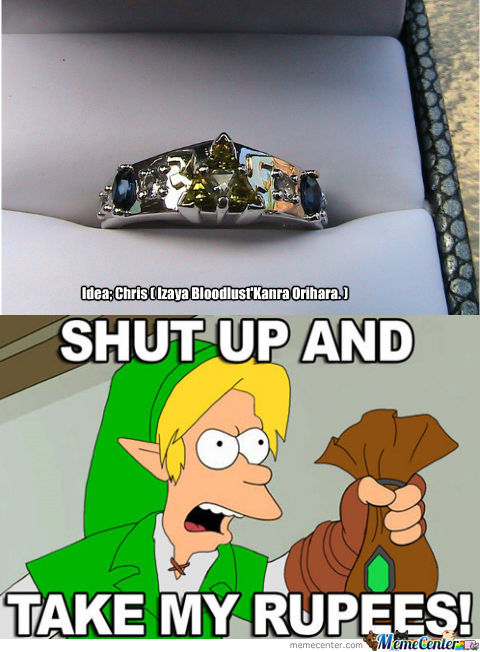 Shut Up And Take All My Rupees!