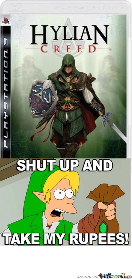 Shut Up And Take My Rupees