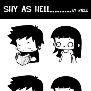 how to stop a girl from being shy