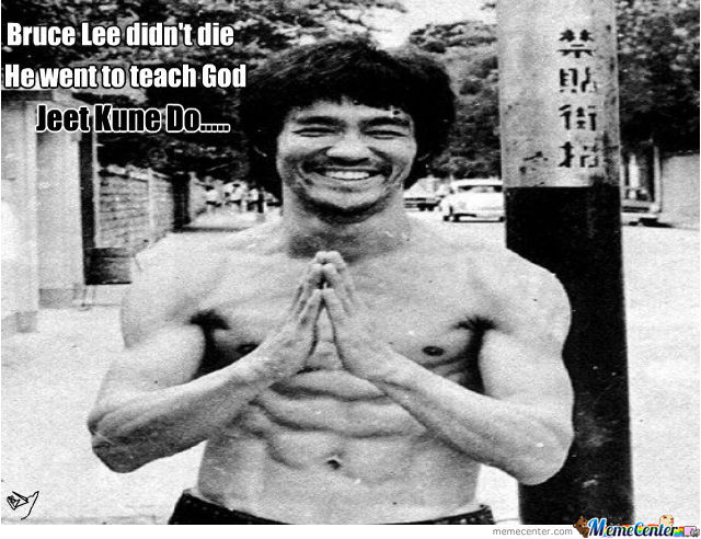 Sijo Bruce Lee We Miss U........