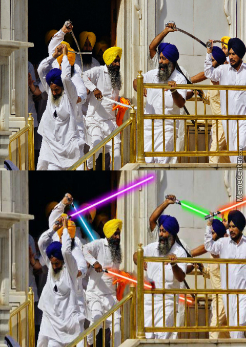 Sikh Wars: Episode 7, The Fundamentalists Strikes Back