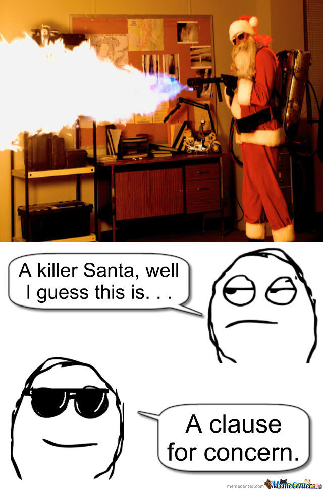 Silent Night Killer Night (Original Quote From Htf)