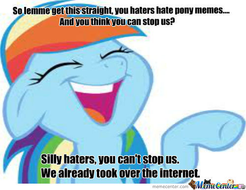 Silly Haters