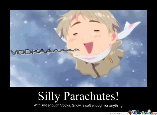 Silly Parachutes