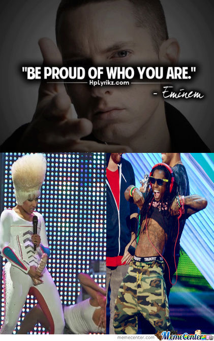 Silly Wayne And Minaj