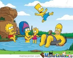 Simpsons Rock