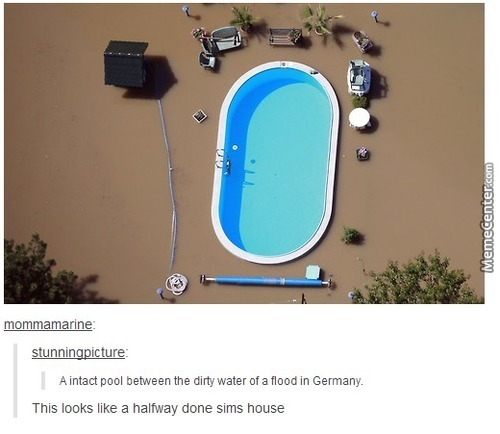 Sims House...