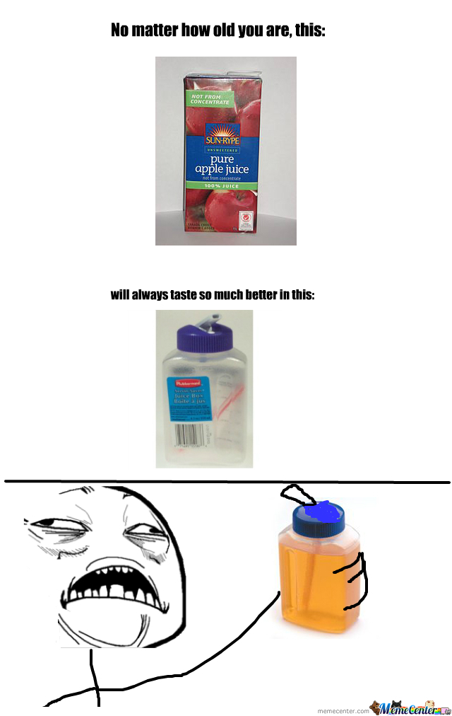 Sippy Cup Logic