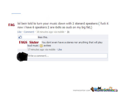 Sister Owns Brother >.<