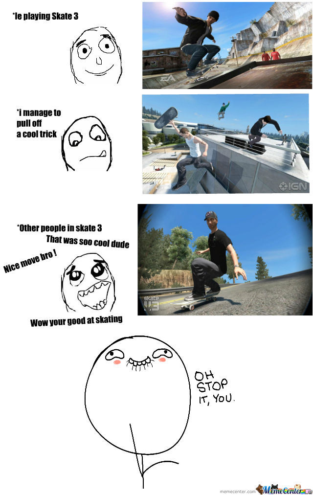 Skate 3 Makes Me Feel Less Forever Alone