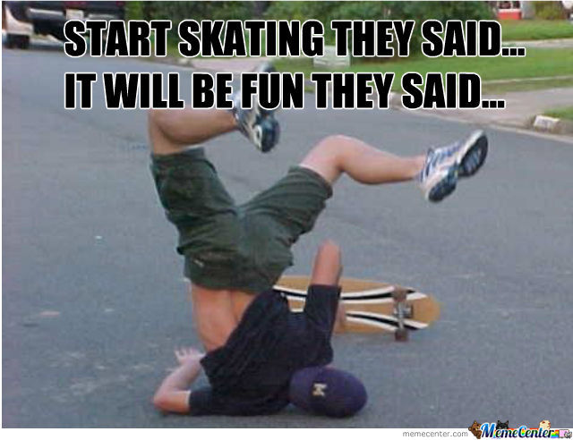 Skate Will Be Fun