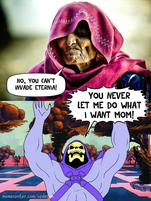 Skeletor - Early Years
