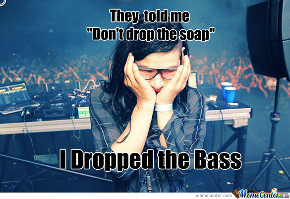 Skrillex And The Soap