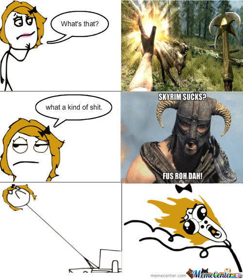 Skyrim Don't Sucks