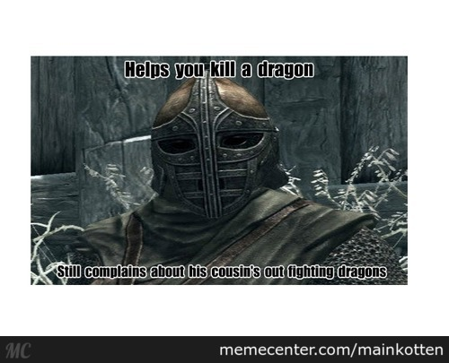 Skyrim Guards :s