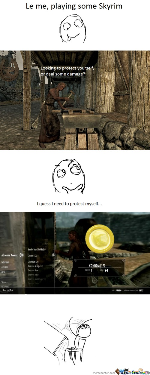 Skyrim Protection