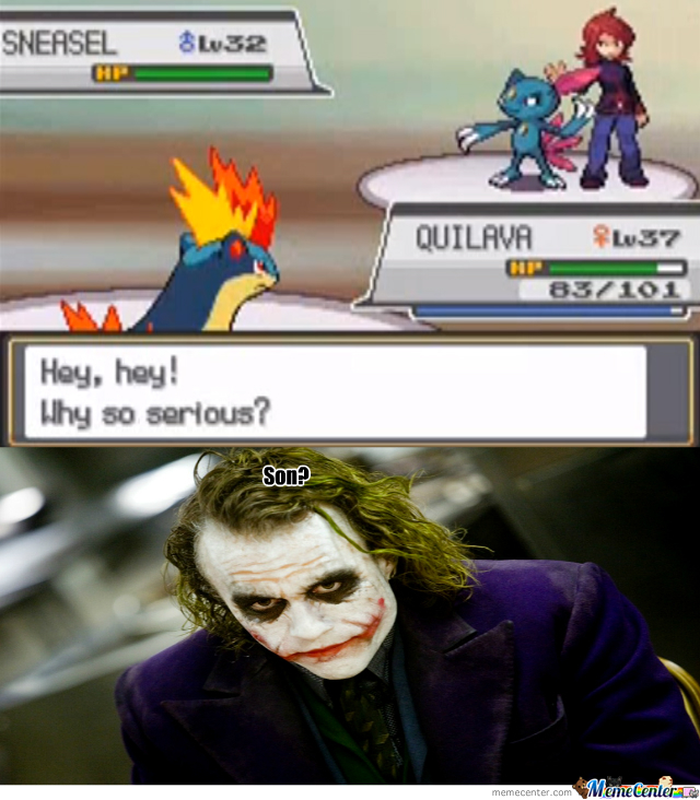 Sliver Is The Jokers Son