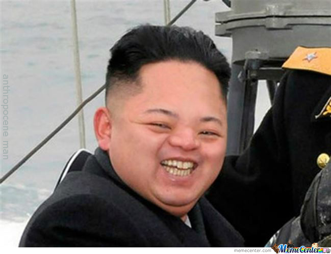Sloth-Facing - Kim Jong Un