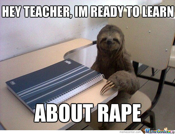 Sloth School Days