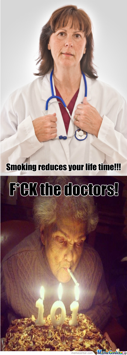 Smoking Is Bad