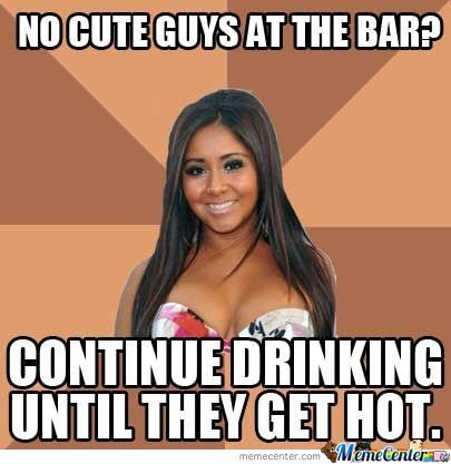 Snooki Knows How To Find Good Looking Men