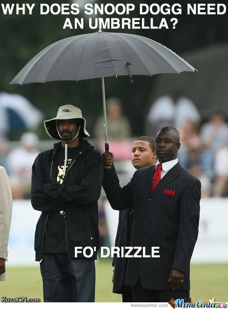 snoop dog umbrella