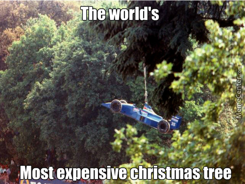 So Expensive That You Receive Taxes Instead Of Presents