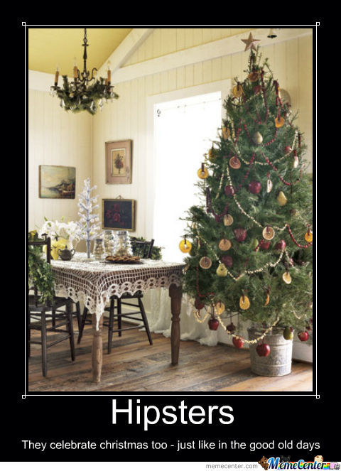 Funny Christmas Decorating Meme : So how did you decorate your christmas tree oh i just