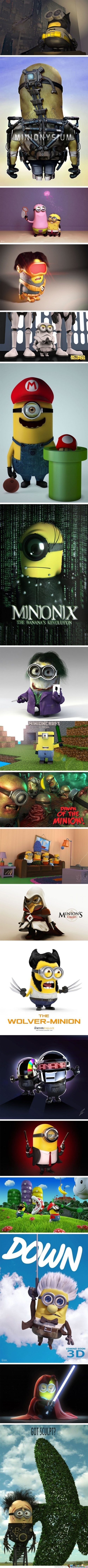So..i Heard You Like Minions
