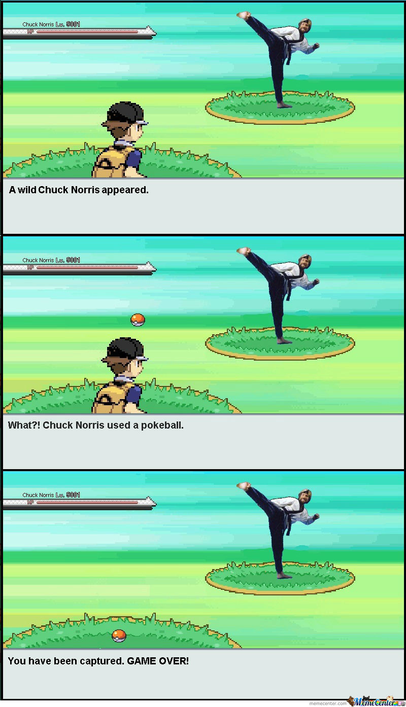 So I Was Derping In Pokemon....
