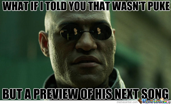 So Morpheus What Do Think Of Justin Beiber