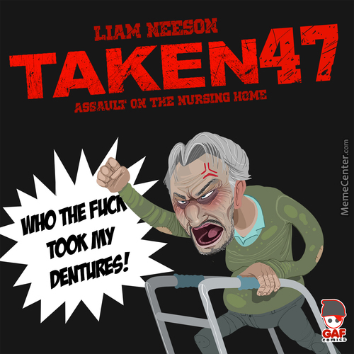 So, They Are Making A Third Taken Movie...
