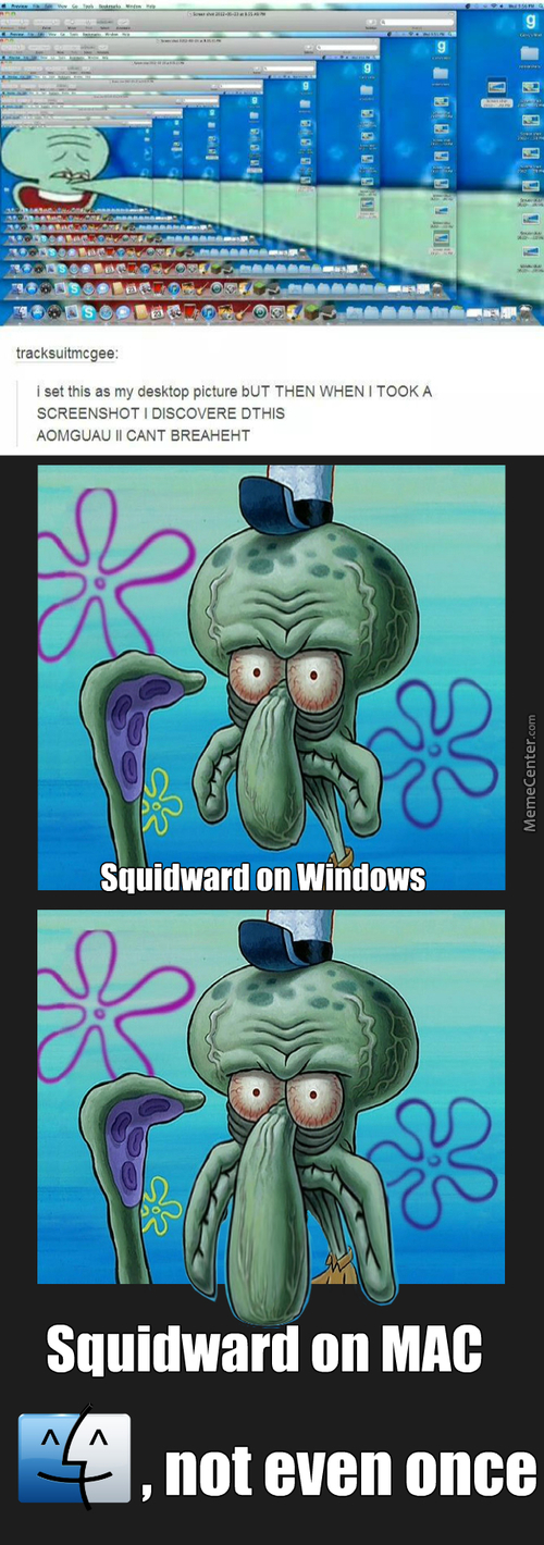 So This Is Why Windows Is The Better System