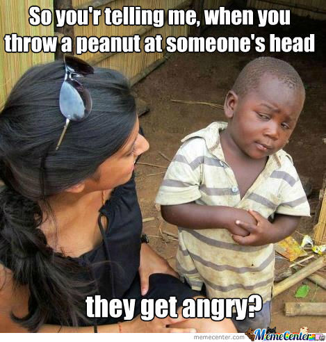 So You'r Telling Me