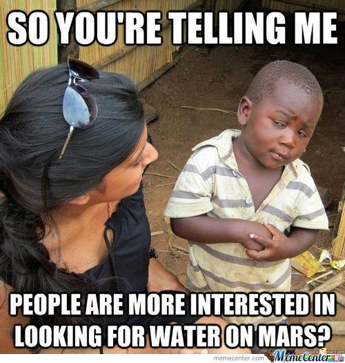 So You're Mars