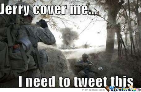 Soldiers Nowadays...